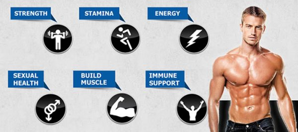 Benefit of HGH for Men